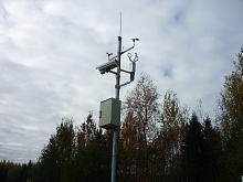 Meteorological control system